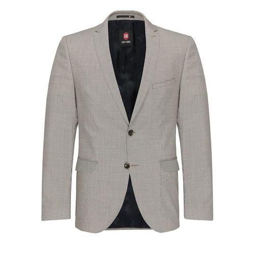 Sommerliches Anzug-Sakko CG Colvin Club of Gents Hellbraun