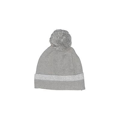 Beanie Hat: Gray Accessories - S...
