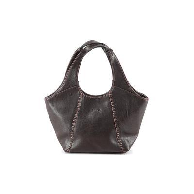 Strada Fashion - Strada Fashion Satchel: Brown Solid Bags