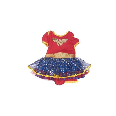 Wonder Woman Costume: Red Access...