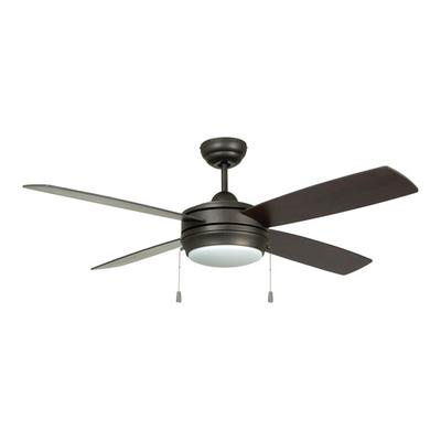 Ceiling Fan (Blades Included) - Craftmade LAV52ESP4LK-LED