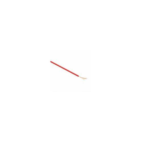 Klingeldraht YK 1 x 0,6 - 20 Meter, rot