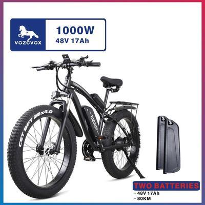VOZCVOX – vélo électrique tout-t...