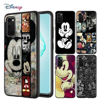 Couverture noire Mickey Mouse Po...