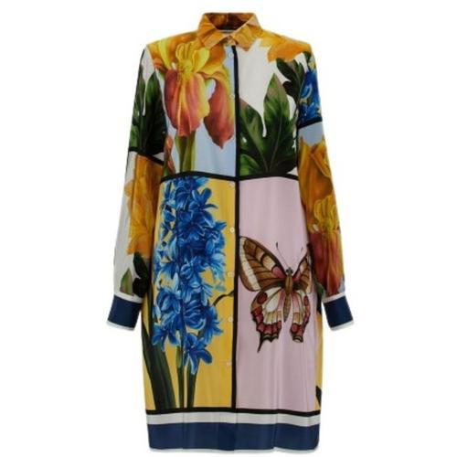 Weekend by Maxmara Laccio Silk Dress