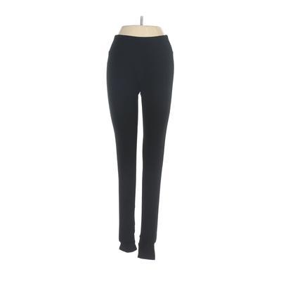 Victoria Sport Active Pants - Mid/Reg Rise: Black Activewear - Size X-Small