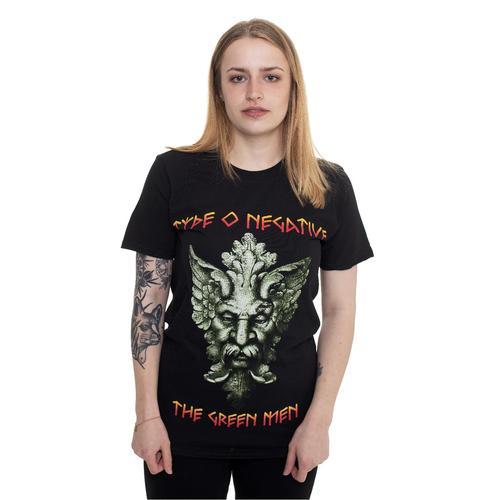 Type O Negative - The Green Men - - T-Shirts