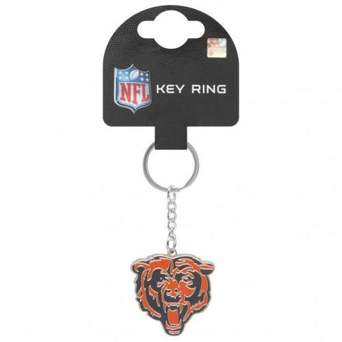 Chicago Bears NFL Wappen Schlüsselanhänger KYRNFCRSCB