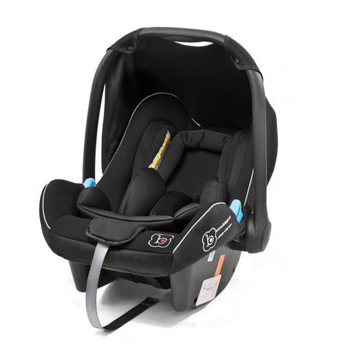 BabyGo Babyschale Travel XP, Klasse 0+ (bis 13 kg) schwarz Baby Babyschalen Autositze Zubehör