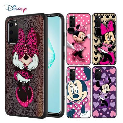 Couverture noire Minnie Mouse Po...