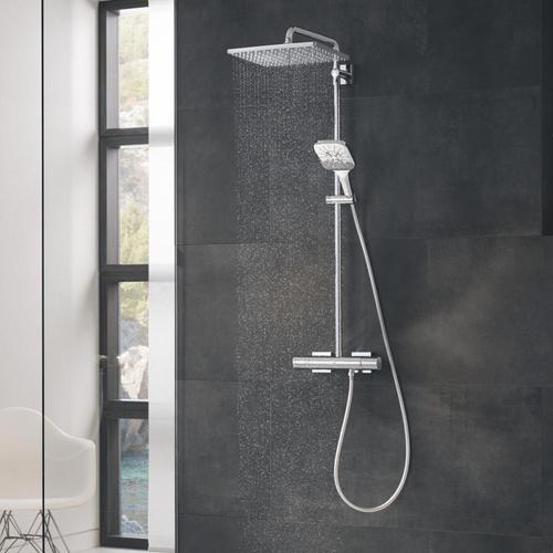 Grohe Rainshower SmartActive Cube 310 Duschsystem, ohne EcoJoy 26649000