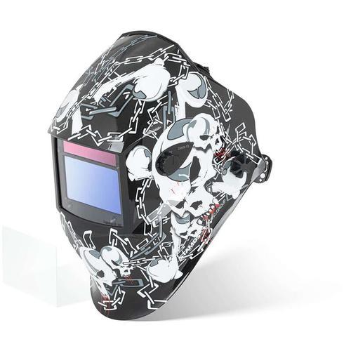 Automatik Schweißhelm Schweißmaske Schweißschirm Schweißerhelm 98 x 55 mm