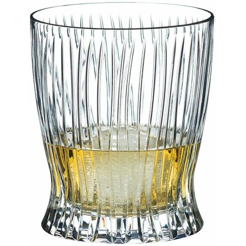 Riedel Fire Whisky, 3-tlg., Whiskyglas, Whiskybecher, Dekanter, Hochwertiges Glas, 5515/02S1