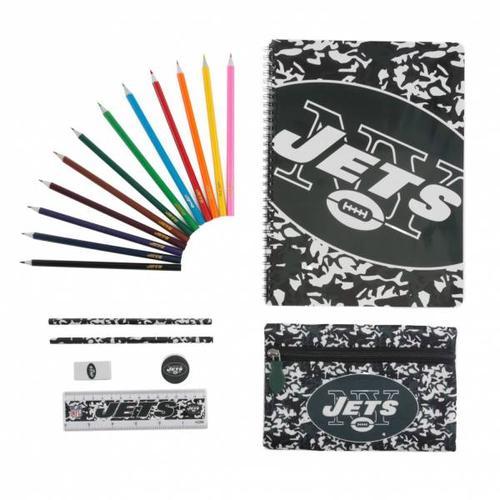 New York Jets NFL Ultimate Schreibwaren Set STNFLCMULTMNJ