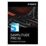 Magix Samplitude Pro X6 Upgrade