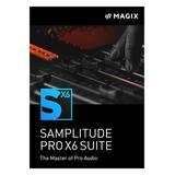 Magix Samplitude Pro X6 Suite Upgr.