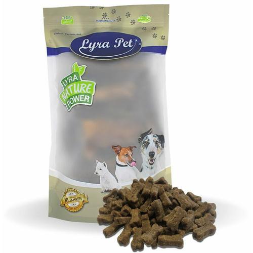2 x 250 g ® Hundeknochen mit Insekten - Lyra Pet