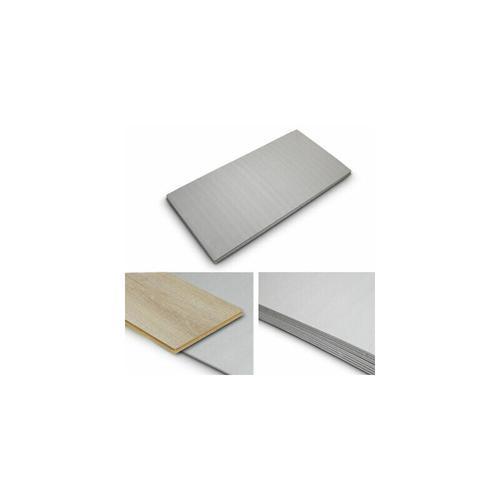 XPS Trittschalldämmung 5mm 15m² Fußboden Dämmung Unterlage Laminat Parkett Grau