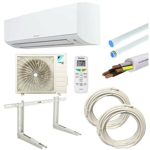 Daikin Sensira 12000btu 3,5KW R32 A++/A+ FTXCB+RXCB Klimagerät mit Installationskit