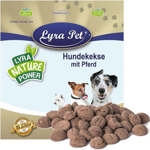 4 x 250 g ® Hundekekse mit Pferd - Lyra Pet
