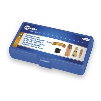 Miller MDX 250 Acculock MDX .045 Consumables Kit