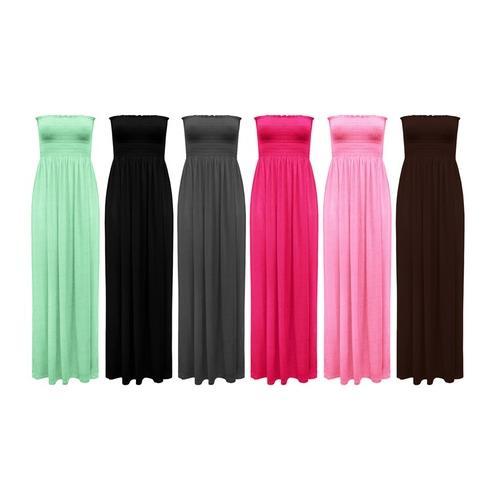 Kleid: Schokolade / Gr. 3XL