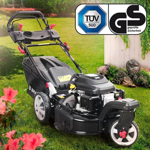 Benzin Rasenmäher 21224 Trike - Brast