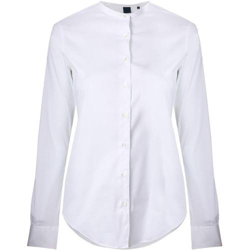 Aspesi Kragenloses Hemd