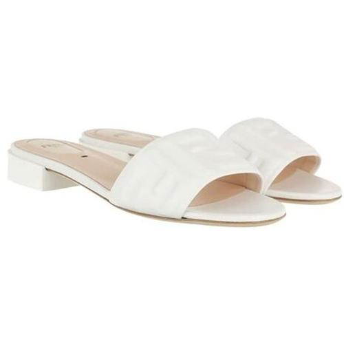Fendi FF Logo Sandals