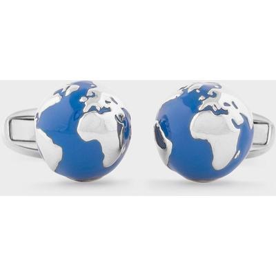 Paul Smith Boutons De Manchette Globe Terrestre