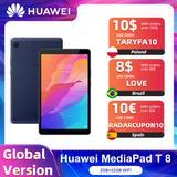 HUAWEI – MatePad T8 tablette PC 8.0 pouces, Version globale, 2 go 32 go, WIFI, faceunlock, 5100mAh,