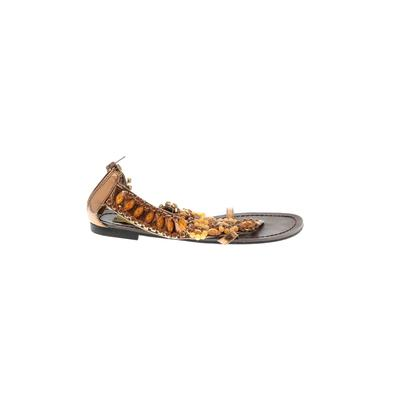 Celeste Sandals: Orange Shoes - ...