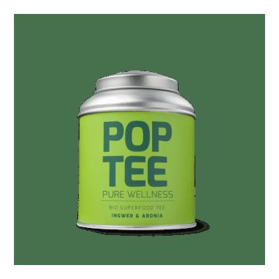 POP TEE - POP TEE Pure Wellness Ginger Aronia 60 G - 60 g