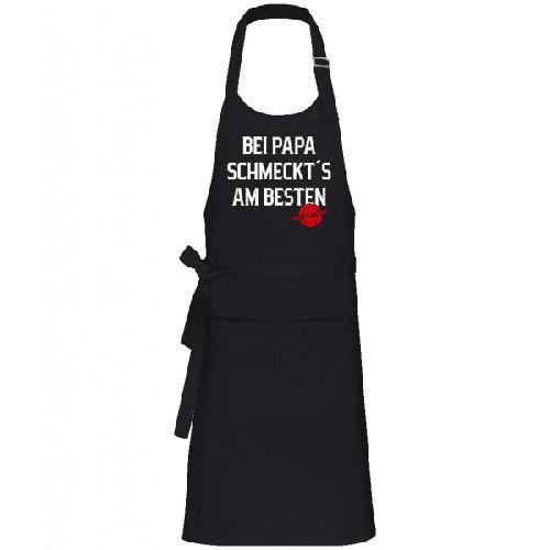 Bei Papa Schmeckts Am Besten - Profi Kochschürze