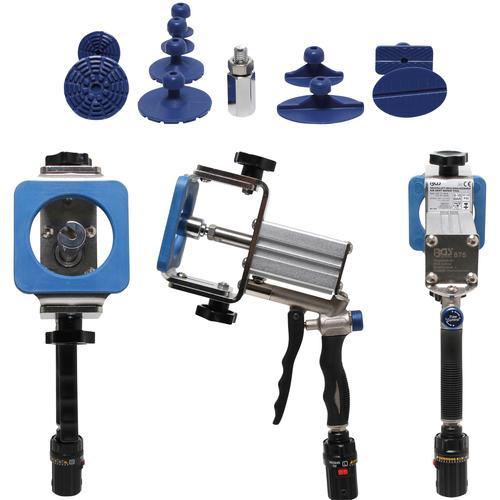 BGS Reparatur-Set, für Beulen blau Wartung Werkstatt Autozubehör Reifen Reparatur-Set
