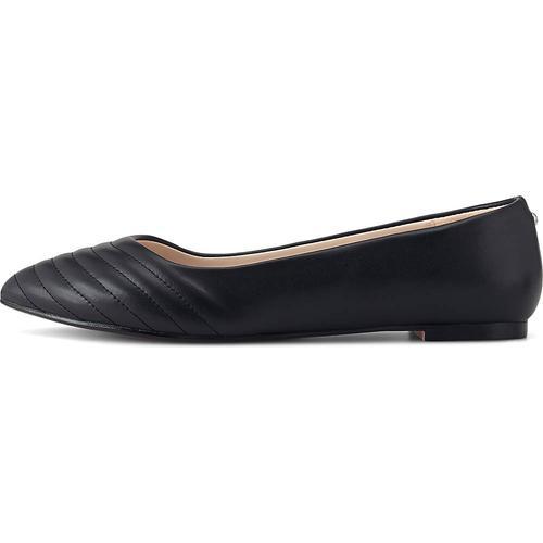 Buffalo, Ballerina Roberta in schwarz, Ballerinas für Damen Gr. 36