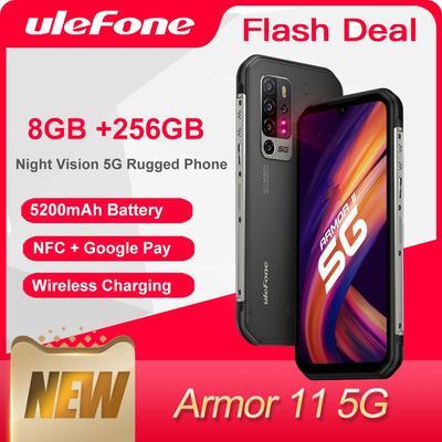 Ulefone – Smartphone Armor 11, t...
