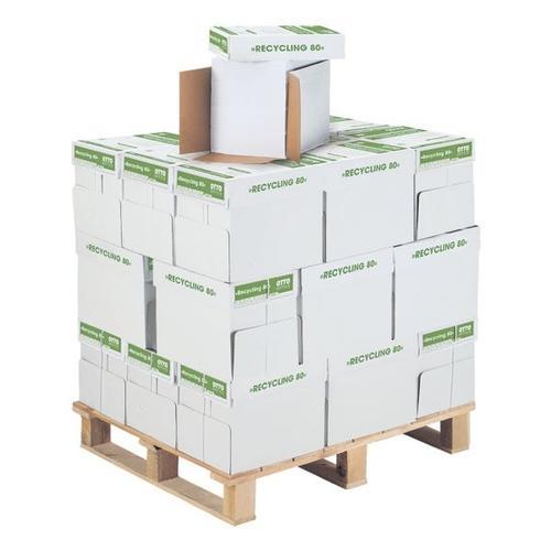 1/2 Palette Öko-Box Recyclingpapier »Recycling« weiß, OTTO Office Nature