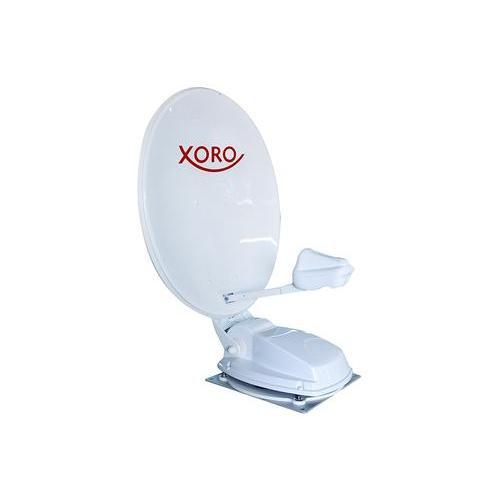 XORO MTA 65 BT TWIN 65 cm Vollautomatische Satelliten-Antenne mit TWIN-LNB
