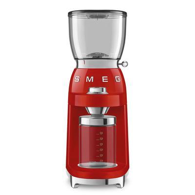 Smeg CGF01RDEU Kaffeemühle Rot 1...