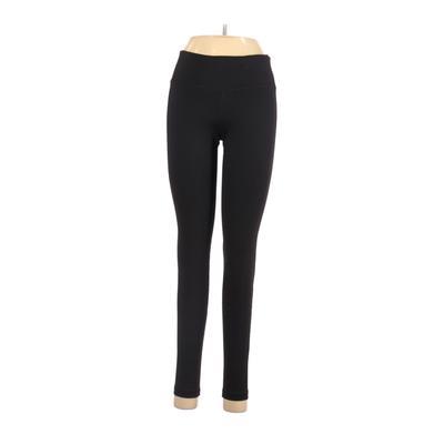 Old Navy Yoga Pants - Mid/Reg Rise: Black Activewear - Size Medium