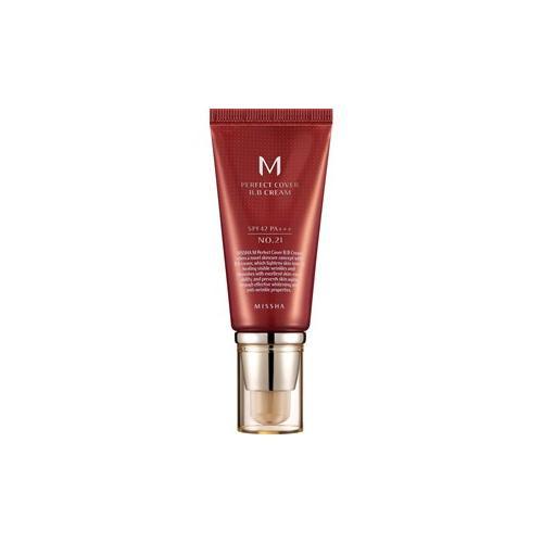 MISSHA Make-up Teint Perfect Cover BB Cream SPF 42 Nr.25 Warm Beige 50 ml