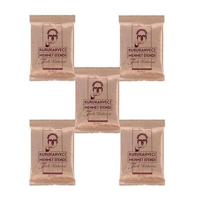 Paquet de café turc 5x100 gr, ca...