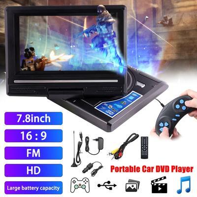 Lecteur DVD Portable HD TV 7.8 p...