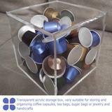 Transparent Acrylique Stockage D...