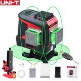 Niveau Laser 3D vert 16 lignes à...