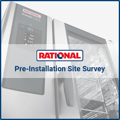 Rational 9999.9812 Pre-Installation Site Survey