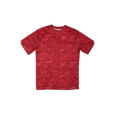 Assorted Brands Active T-Shirt: Red Sporting & Activewear - Size Large