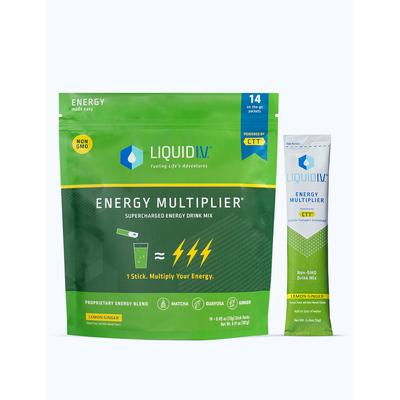 Liquid I.V. Energy Multiplier Lemon Ginger
