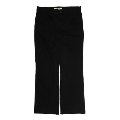 Cherokee Khaki Pant: Black Solid Bottoms - Size 14